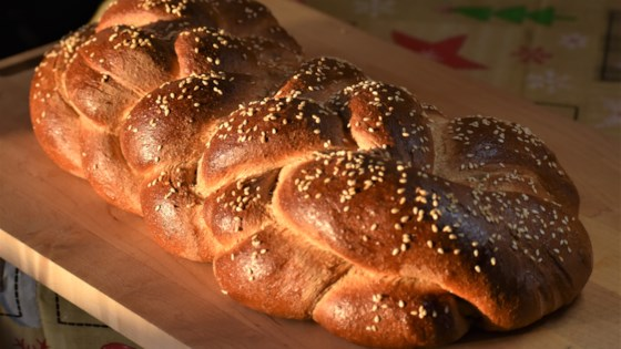 Photo of Honey Whole Wheat Challah by Bobbie Kramer