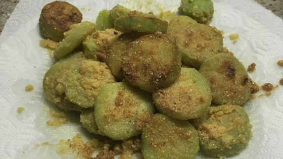 Photo of Fried Cucumbers by Carmen