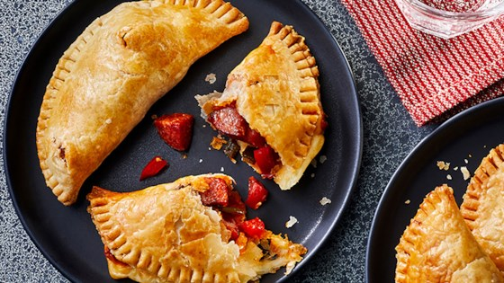 Photo of Mini Smoked Sausage and Pepper Hand Pies by Hillshire Farm® Brand