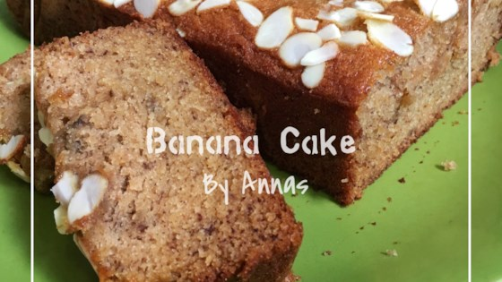 Photo of Simple Banana Coffee Cake by NH Nancy