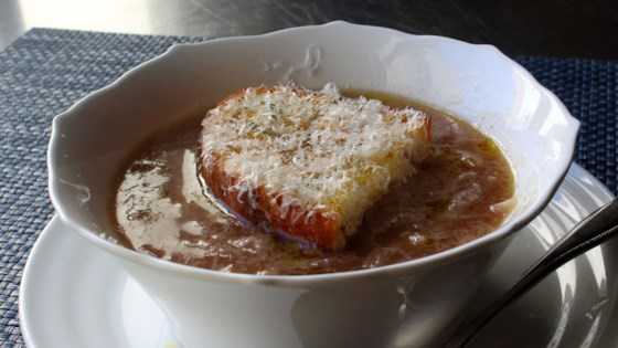 Photo of Tuscan Onion Soup (Carabaccia) by Chef John