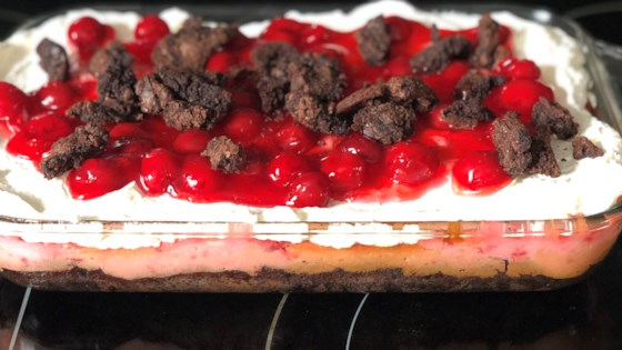 Photo of Black Forest Cake Bars by TerryWilson