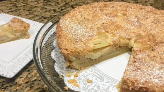 Photo of Frangipane Pear Tart by Virginia Theobald