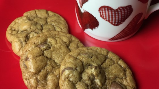 Photo of Perfect Fluffy Chocolate Chip Cookies by MamaMashedPotatoes
