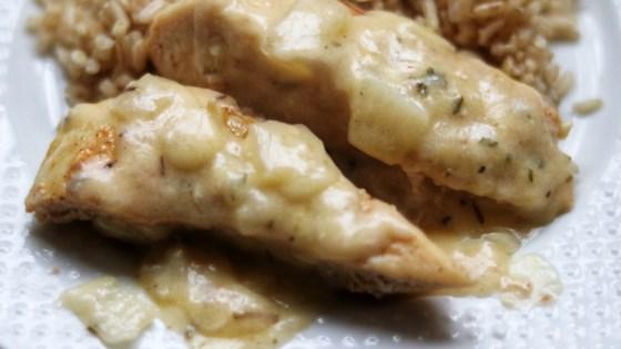 Photo of Instant Pot® Lemon-Garlic Chicken by crakrjack