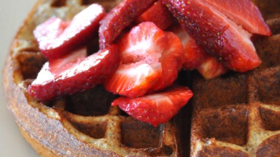 Photo of Whole Grain Waffles by Michelle Ramey