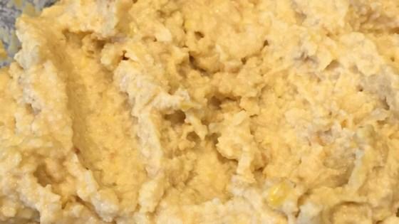 Photo of Corn and Cashew Hummus by BEDTIMEBEAR