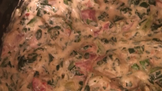 Photo of Easy Spinach Dip by sal