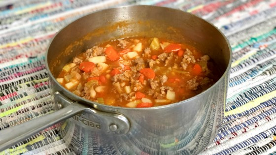 Hearty Italian Sausage Soup Recipe