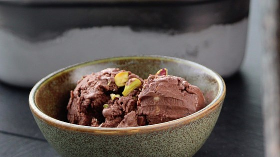 Photo of Low-Fat Chocolate Sicilian Gelato by Allison