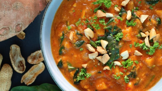 Photo of Vegan African Peanut Stew in the Instant Pot® by Dea