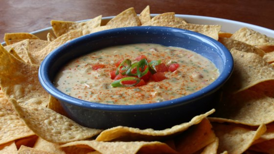 Chef John's Queso Dip Recipe