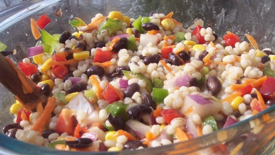 Photo of Barley Lime Fiesta Salad by Christine