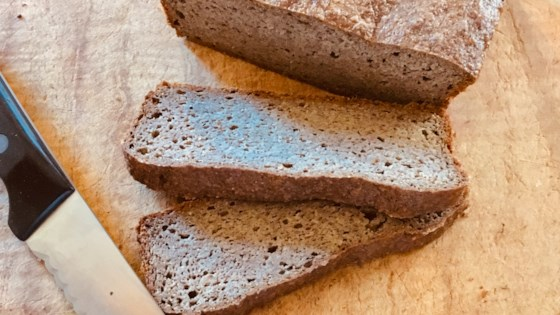 Photo of Delicious Gluten-Free Buckwheat and Millet Bread by uperiju