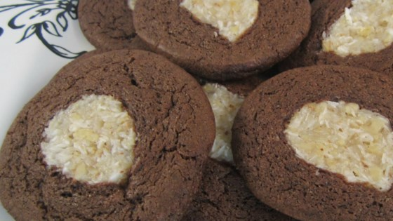 Photo of Chocolate Macaroons II by Linda Eurich