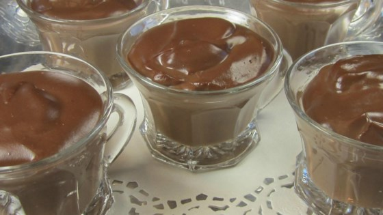 Photo of Grandma Oakley's Chocolate Blancmange by mark b