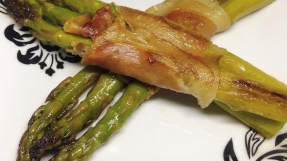 Instant Pot® Prosciutto-Wrapped Asparagus Recipe