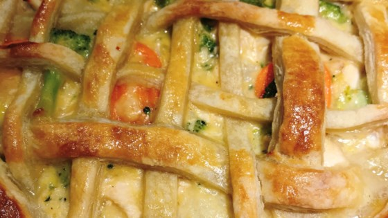 Photo of Hidden Cove Puff Pastry Chicken Pot Pie by thedailygourmet