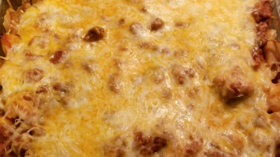 Photo of Sloppy Joe Casserole with Noodles by lxydn