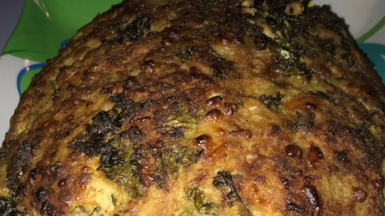 Photo of Turkey Meatloaf with Kale and Tomatoes by Tiana Boos