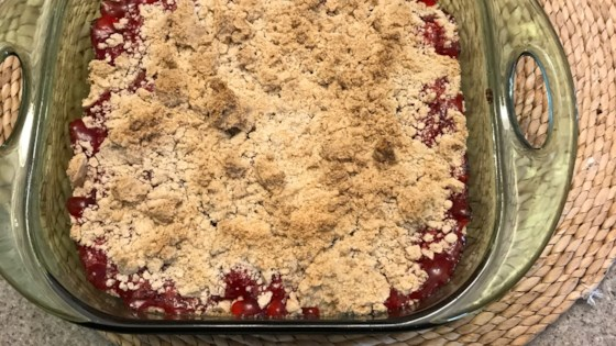 Photo of Cherry Crumble by Debbie Rowe