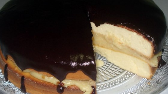 Boston Cream Pie II