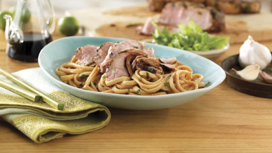 Photo of Grilled Thai Pork Noodle Bowl  by Smithfield