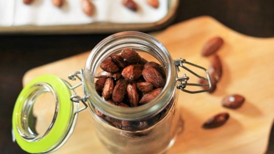 Photo of Salt and Vinegar Almonds by Robert Kostoroski