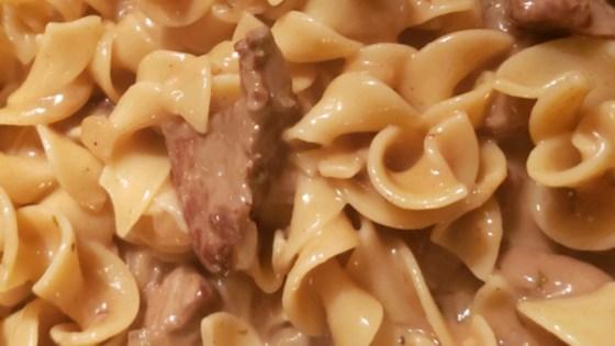 Photo of Susan's Beef Stroganoff by Ginnie