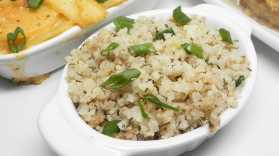Photo of Herbed Cauliflower Rice by Spexgirl
