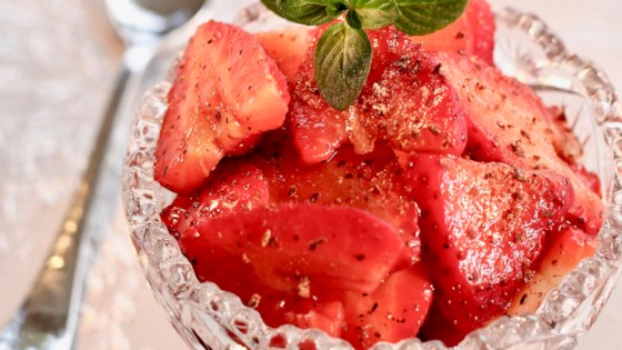 Fragola Pazzo (Crazy Strawberry) Recipe