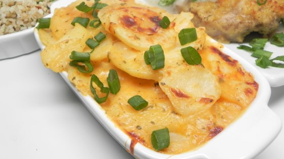 Photo of Instant Pot® Au Gratin Potatoes by Soup Loving Nicole