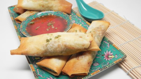 Photo of Air Fryer Lumpia by Soup Loving Nicole