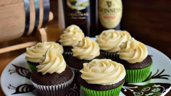 Photo of Irish Cocktail Cupcakes  by inskydiamonds