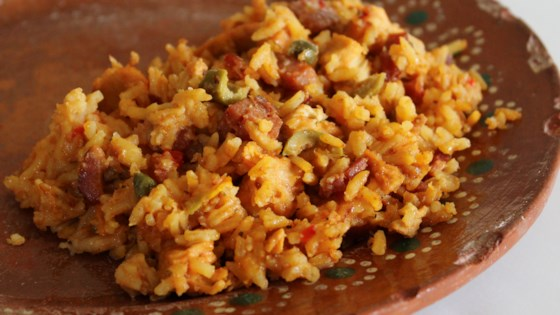 Puerto Rican Arroz con Pollo Recipe