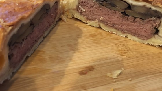 Photo of Boeuf en Croute by Spencer & Serena