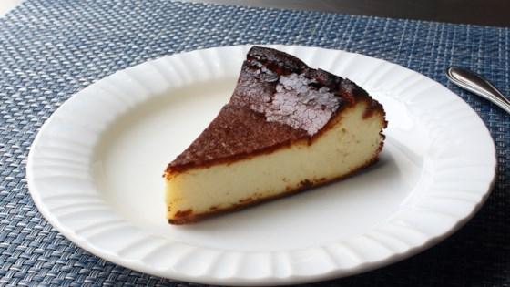 """Burnt"" Basque Cheesecake Recipe"