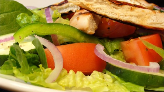 Photo of Lime Grilled Chicken Caesar Salad by Paula La Sage