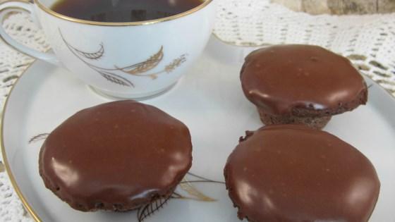 Photo of Texas Chocolate Mini Cake Bites by Brenda