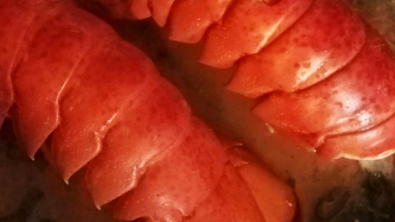 Photo of Lobster Tails in Champagne by cmm