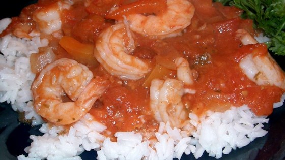 Photo of Creole Shrimp by Gina Owens-Stanley