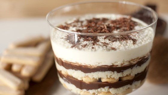 Photo of Chocolate Coconut Trifle by terezinha