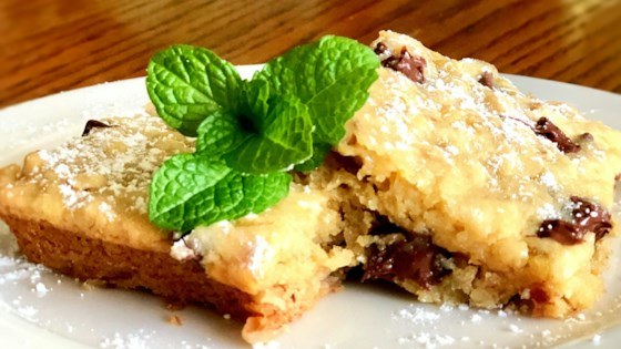 Photo of Chocolate Chip Banana Cookie Bars by FoodfortheSoulPS33