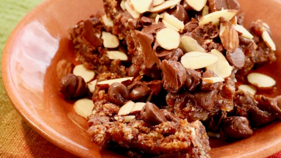 Photo of Chocolate Almond Treats by Stephanie Watts