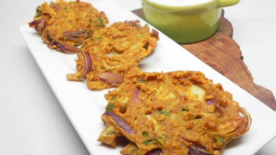 Photo of Air Fryer Onion Bhaji by Soup Loving Nicole