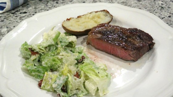 Photo of Sous Vide New York Strip Loin by Bren