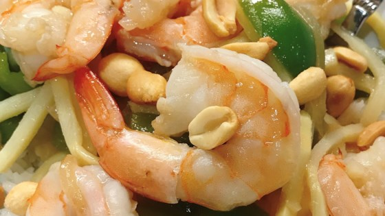 Photo of Kung Pao Shrimp by Lisa Somerset