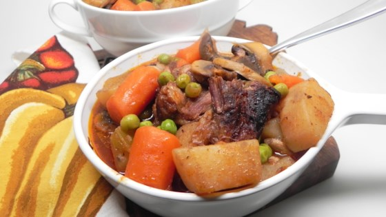 Photo of Slow Cooker Oxtail Stew by Soup Loving Nicole