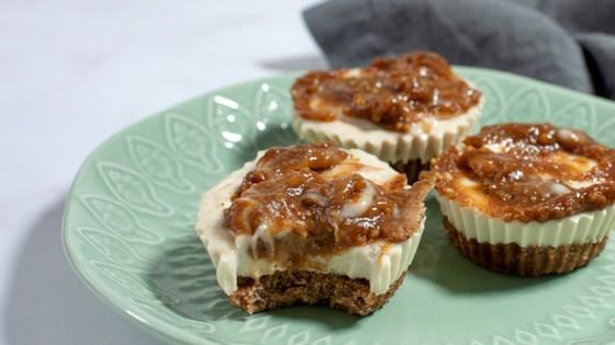 Photo of Paleo Cookie Butter Cheesecake Bites  by Angela Sackett  Superhotmama