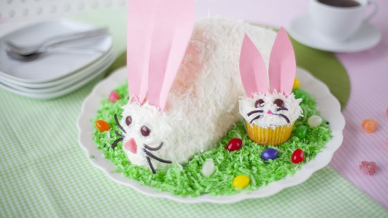 Photo of Easter Bunny Cake by Lynn